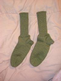 Square_needle_socks